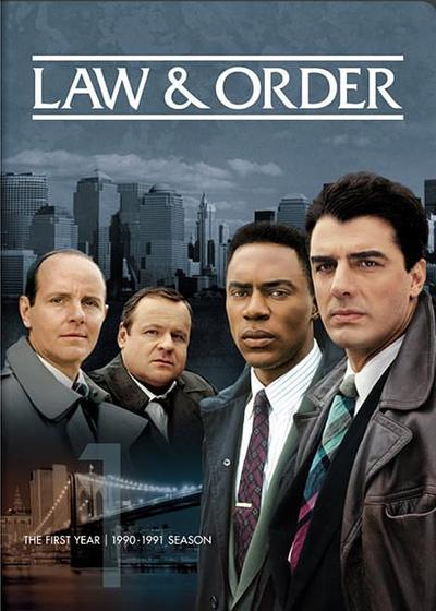 法律与秩序 第一季海报