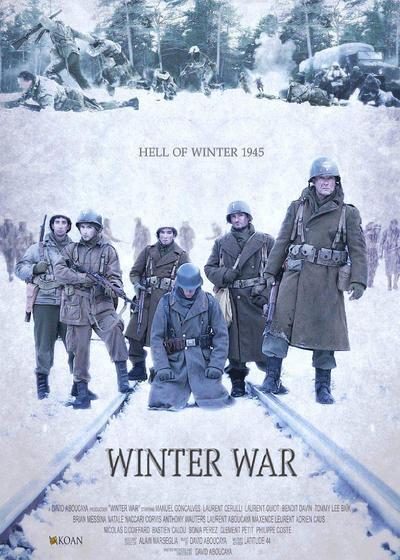 冬季战争海报