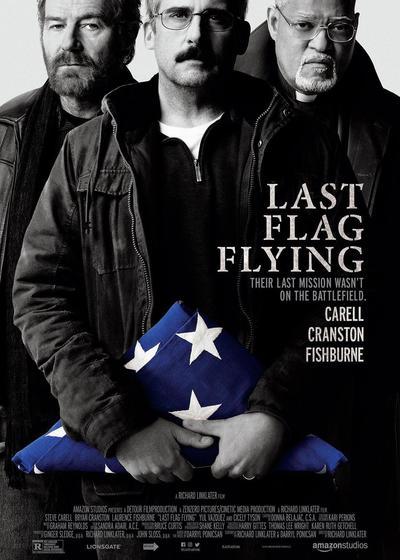 最后的旗帜海报