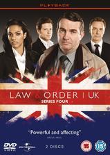 法律与秩序(英版) 第四季海报