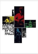 北极猴阿波罗现场演唱会海报