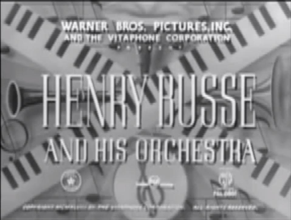 Henry Busse and His Orchestra