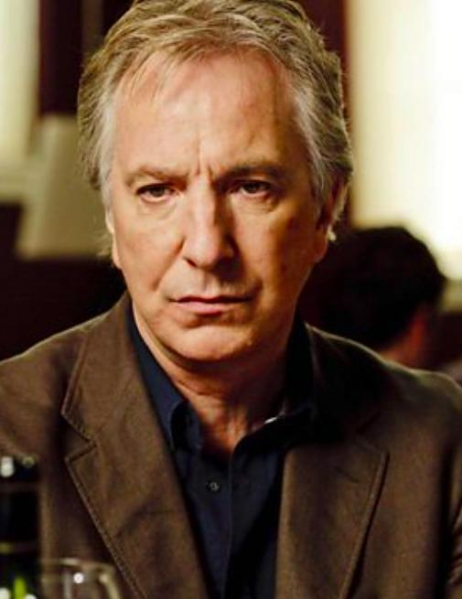Talking Pictures: Alan Rickman