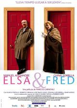 爱尔莎和弗雷德海报