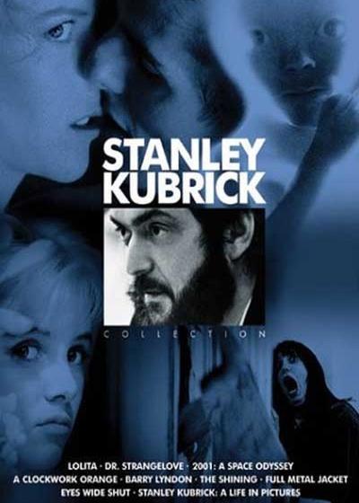 斯坦利·库布里克:电影人生海报