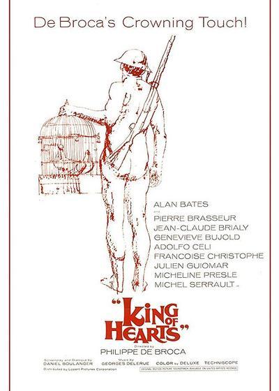 红心国王海报
