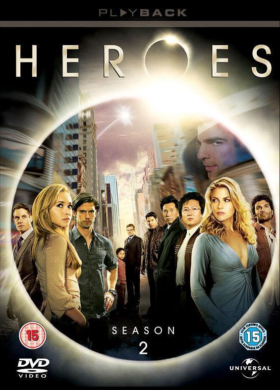 英雄  第二季