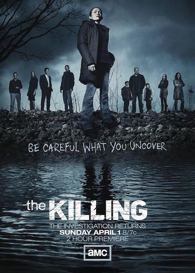 谋杀 第二季海报