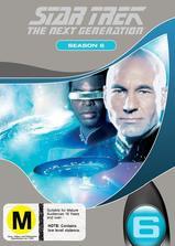 星际旅行:下一代 第六季海报