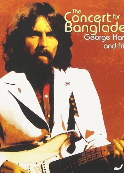 孟加拉慈善演唱会海报