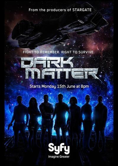 黑暗物质 第一季海报
