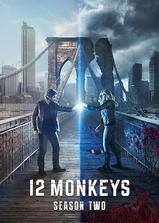 十二猴子 第二季海报