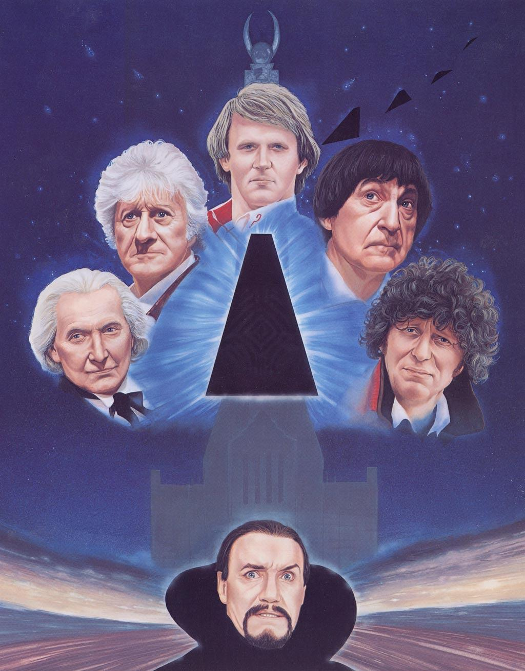 Doctor Who -The Five Doctors (20th Anniversary Special)