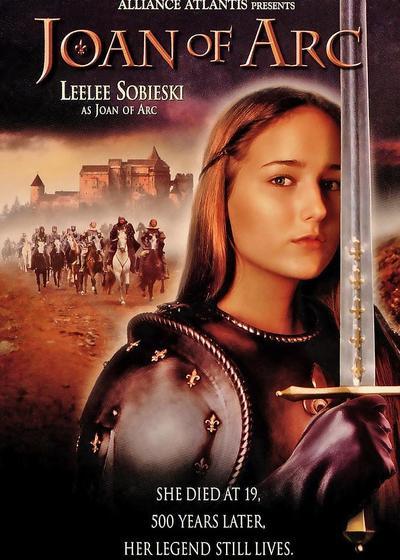 圣女贞德海报
