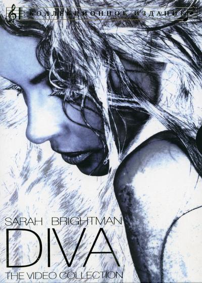 Sarah Brightman: Diva - The Video Collection海报