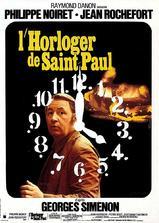 圣保罗的钟表匠海报