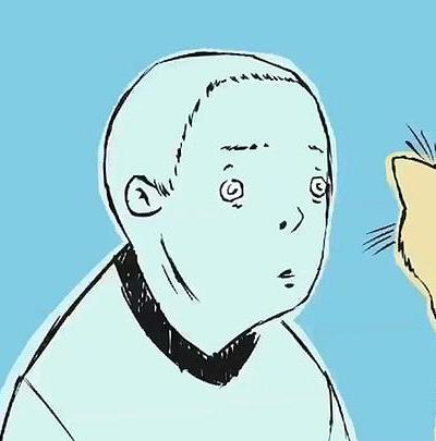 猫的巴掌海报