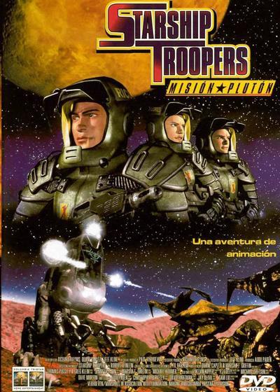 硬汉部队:星河战队历代记海报