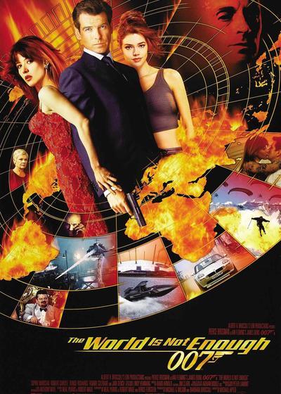 007之黑日危机海报