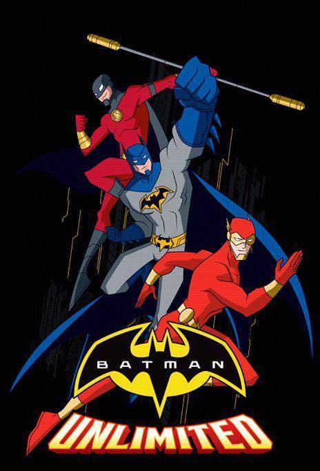 蝙蝠侠无极限 第一季