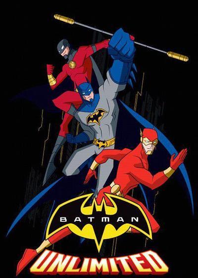 蝙蝠侠无极限 第一季海报