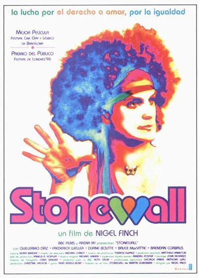 石墙风暴海报