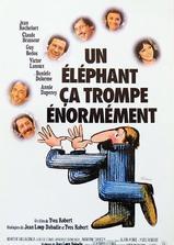 大象骗人海报