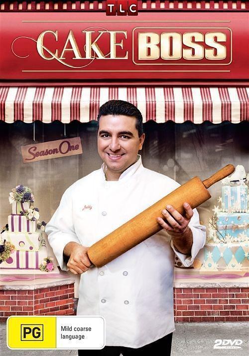 蛋糕店老板 第一季