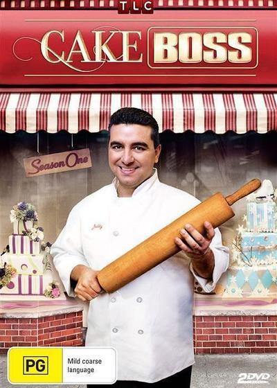 蛋糕店老板 第一季海报