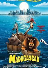马达加斯加海报