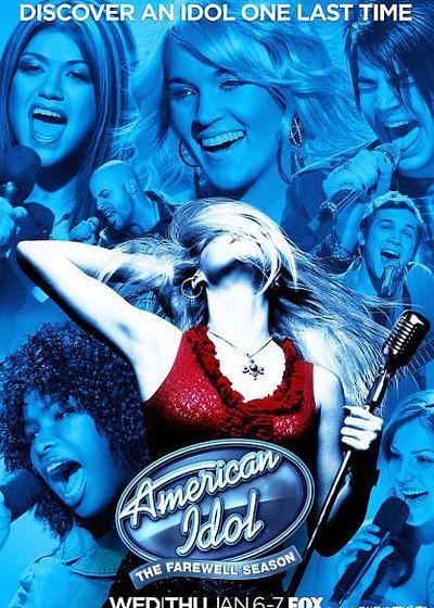 美国偶像 第十五季海报