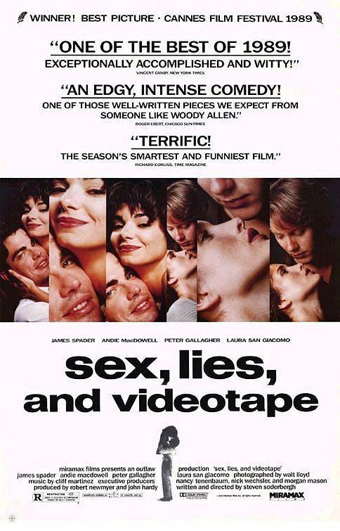 性、谎言和录像带