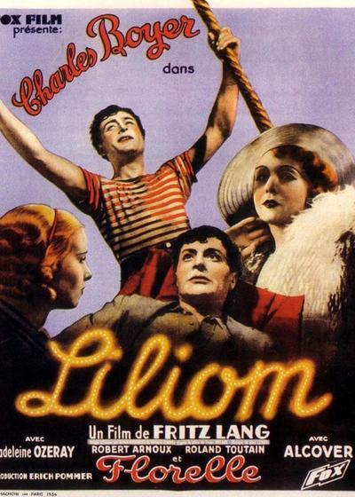 利力姆海报