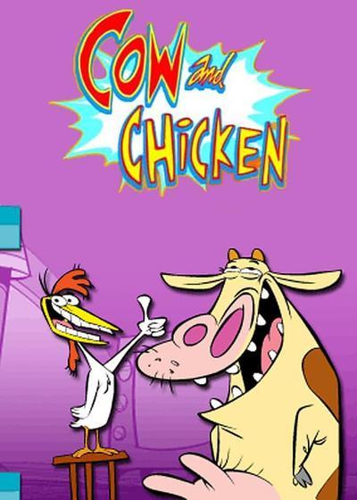 鸡与牛 第一季海报
