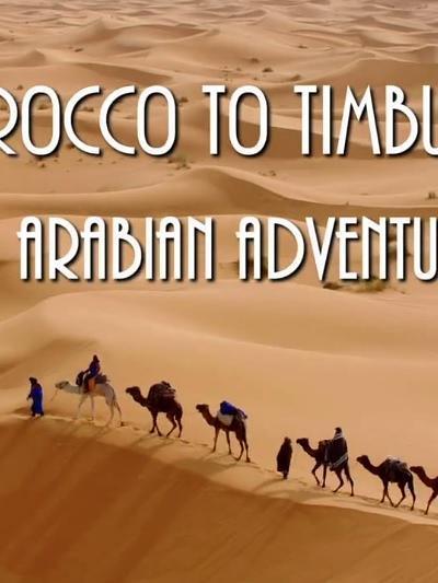 从摩洛哥到廷巴克图海报