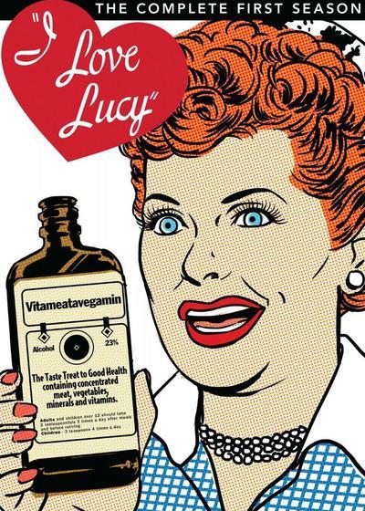 我爱露西 第一季海报