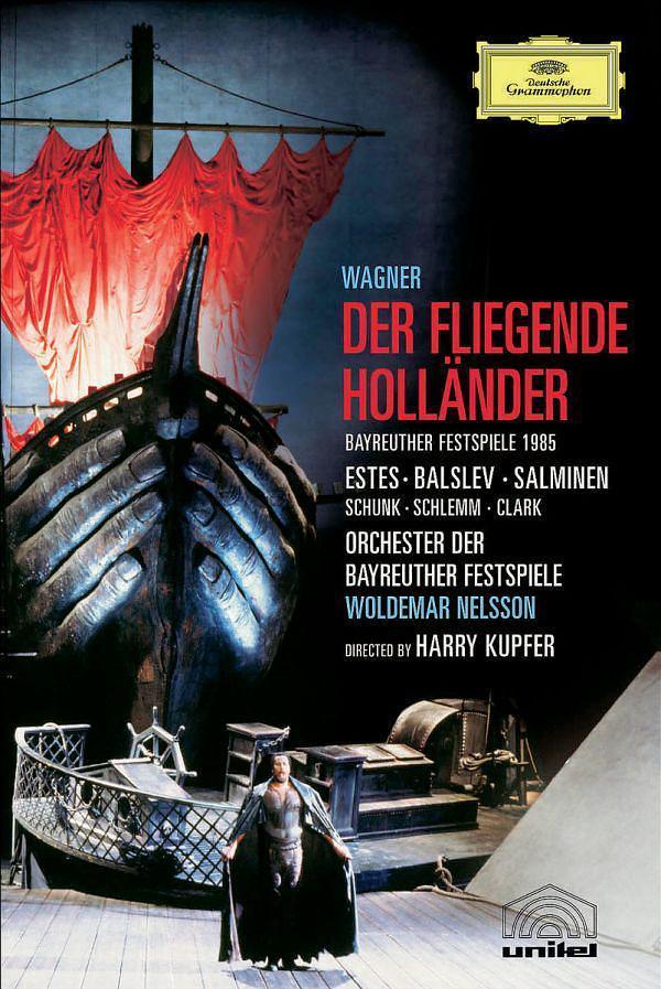 1985年拜罗伊特剧院现场演出《漂泊的荷兰人》