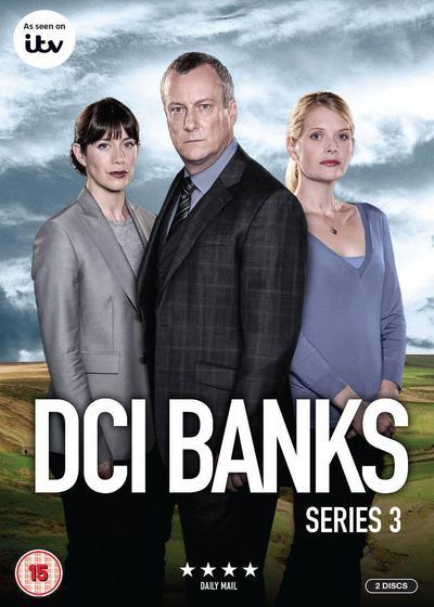 督察班克斯 第三季海报