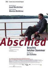布莱希特的最后夏天海报