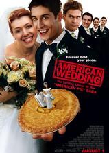 美国派3:美国婚礼海报