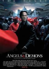 天使与魔鬼海报