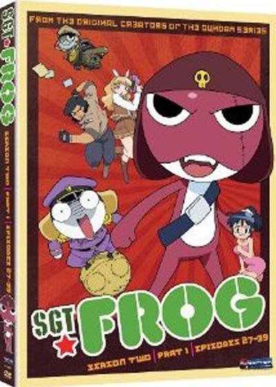 青蛙军曹 第二季海报