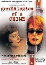犯罪家谱海报