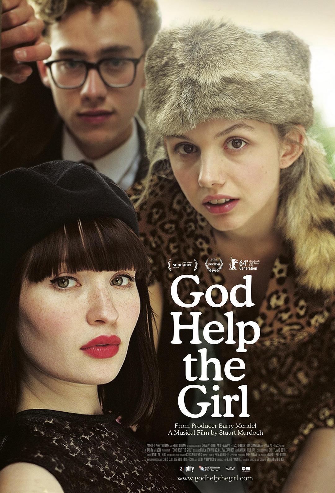 上帝帮助女孩