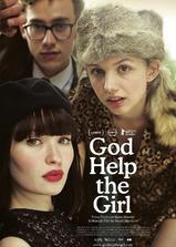 上帝帮助女孩海报