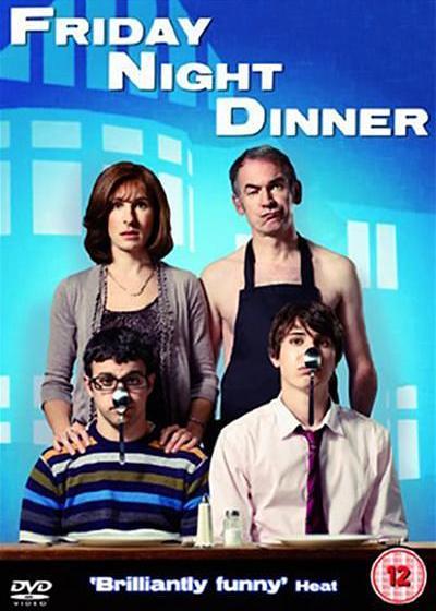 星期五晚餐 第一季海报