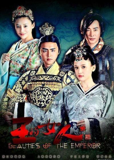 王的女人海报