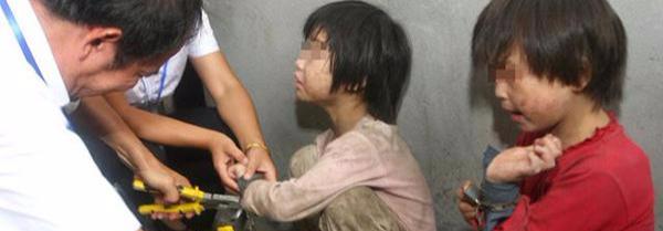 追踪中国儿童拐卖现状