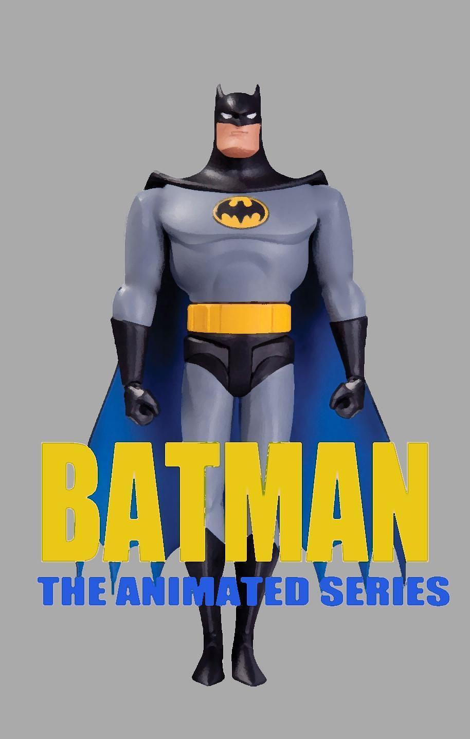 蝙蝠侠:动画版 第四季