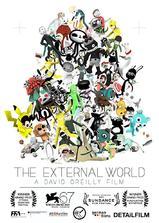 外部世界海报